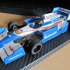 JK Open Box Williams Renault Rothmans Damon Hill