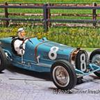 Le Mans Miniatures Bugatti Type 59, Grand Prix de Monaco 1934, Rene Dreyfus